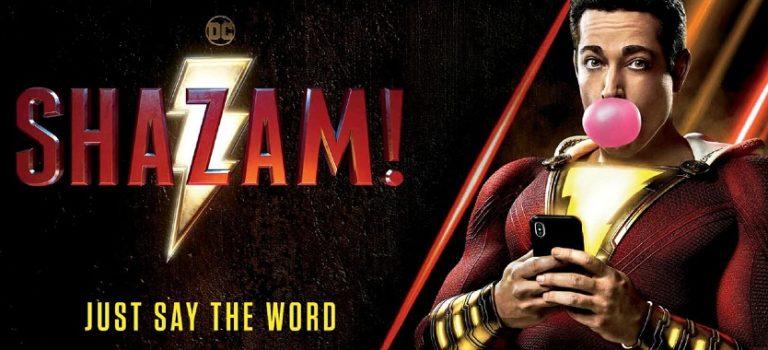 """پادکست نقد و بررسی فیلم """"شزم"""" Shazam"""
