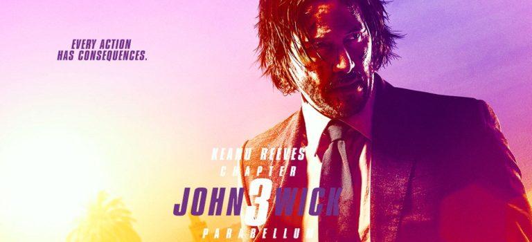 """پادکست نقد و بررسی فیلم """"جان ویک ۳ پارابلوم"""" John Wick 3 Parabellum"""