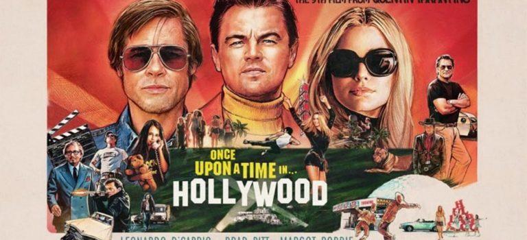 """پادکست نقد و بررسی فیلم """"روزی روزگاری در هالیوود"""" Once Upon a Time in Hollywood"""