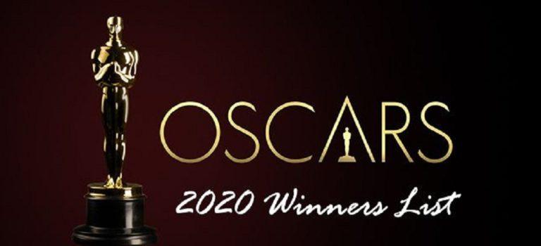برندگان نود و دومین اسکار (OSCAR 2020)