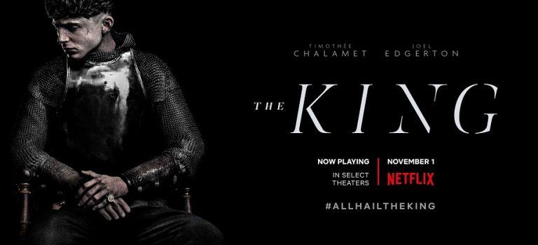 """پادکست نقد و بررسی فیلم """"پادشاه"""" The King"""