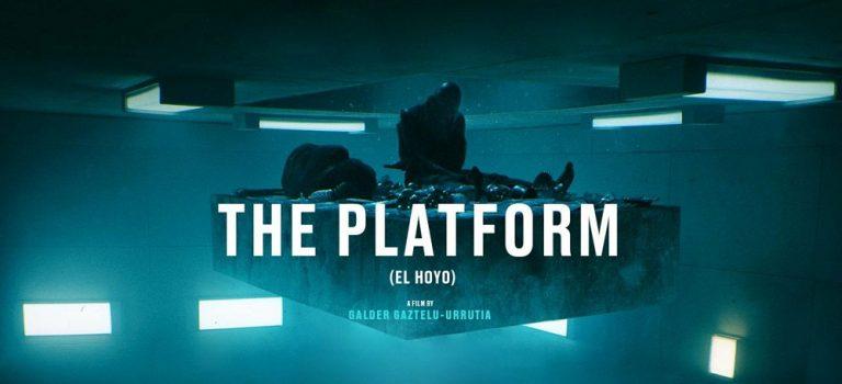 """پادکست نقد و بررسی فیلم """"پلتفرم"""" The Platform"""