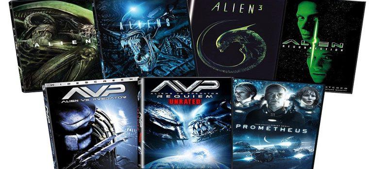 پادکست ویژه برنامه سری فیلمهای بیگانه (Alien franchise)