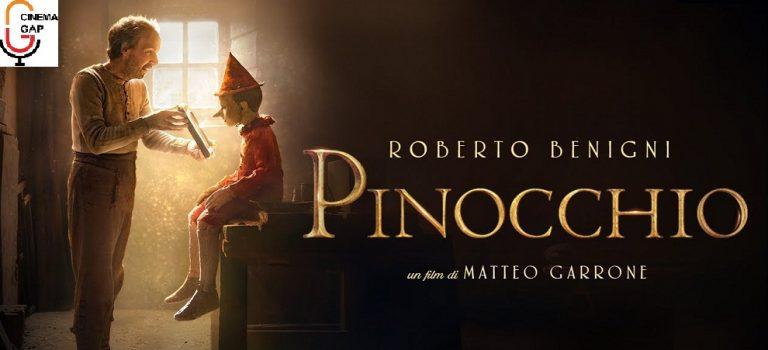 """پادکست نقد و بررسی فیلم """"پینوکیو"""" Pinocchio 2019"""
