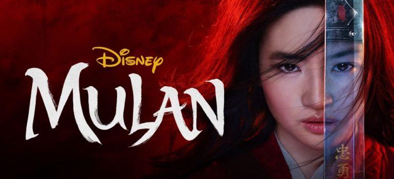 """پادکست نقد و بررسی فیلم """"مولان"""" Mulan"""
