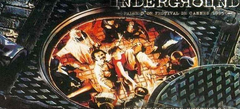 """پادکست نقد و بررسی فیلم """"زیر زمین"""" Underground"""