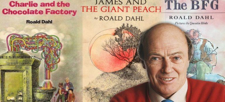 """پادکست ویژه برنامه نقد و بررسی آثار اقتباسی Roald dahl """"رولد دال"""""""