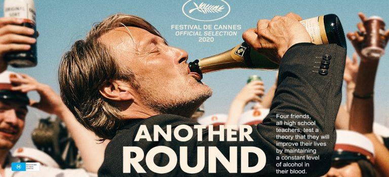 """پادکست نقد و بررسی فیلم """"یک دور دیگر"""" Another Round"""