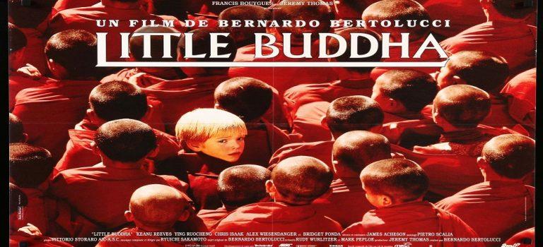 """پادکست نقد و بررسی فیلم """"بودای کوچک"""" Little Buddha"""