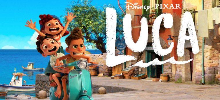 "پادکست نقد و بررسی انیمیشن ""لوکا"" Luca"