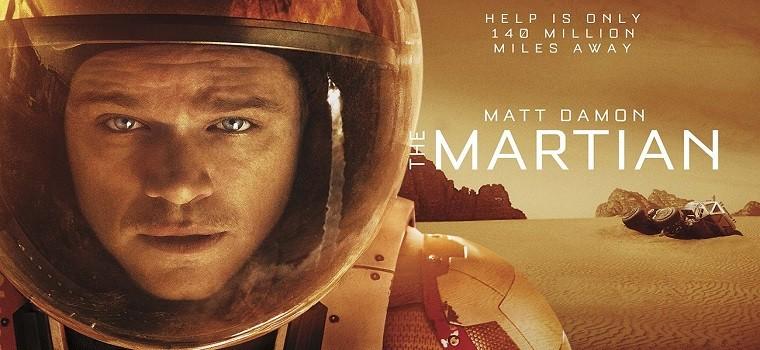 """پادکست بررسی فیلم """"مریخی"""" Martian"""