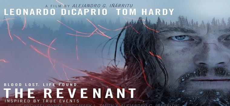 """پادکست نقد و بررسی فیلم """"بازگشته"""" Revenant"""