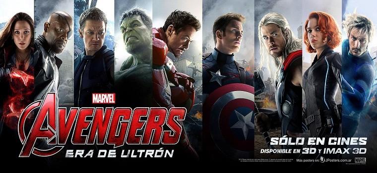 "پادکست نقد و بررسی فیلم ""انتقام جویان: عصر آلترون"" Avengers: Age of Ultron"