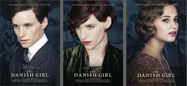 """پادکست نقد و بررسی فیلم """"دختر دانمارکی"""" Danish Girl"""