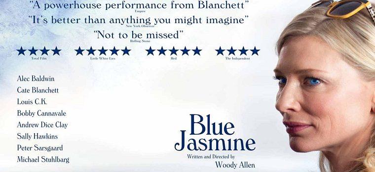 """پادکست نقد و بررسی فیلم """"جاسمین غمگین"""" Blue Jasmine"""