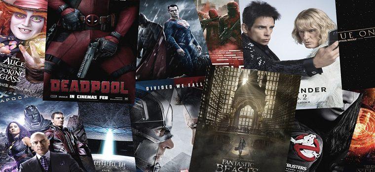 ویژه برنامه پرفروش ترین فیلمهای سال ۲۰۱۶