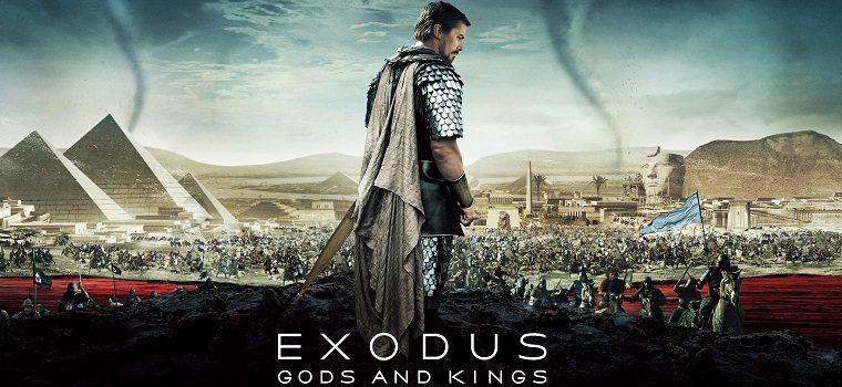 """پادکست نقد و بررسی فیلم """"هجرت: خدایان و شاهان"""" Exodus: gods and kings"""