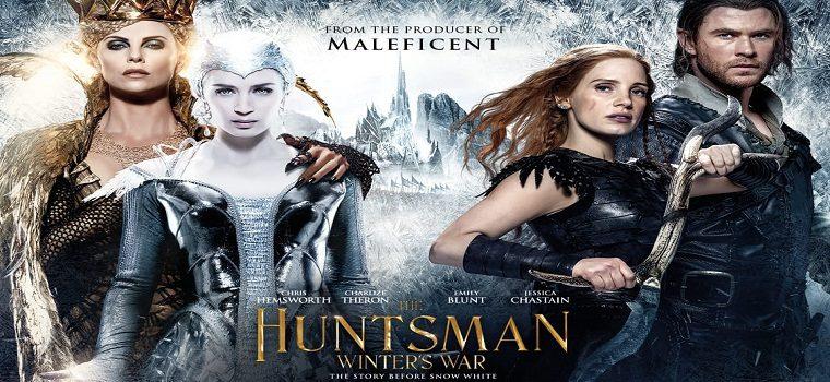 """پادکست نقد و بررسی فیلم """"شکارچی: جنگ زمستان"""" Huntsman: Winter's War"""