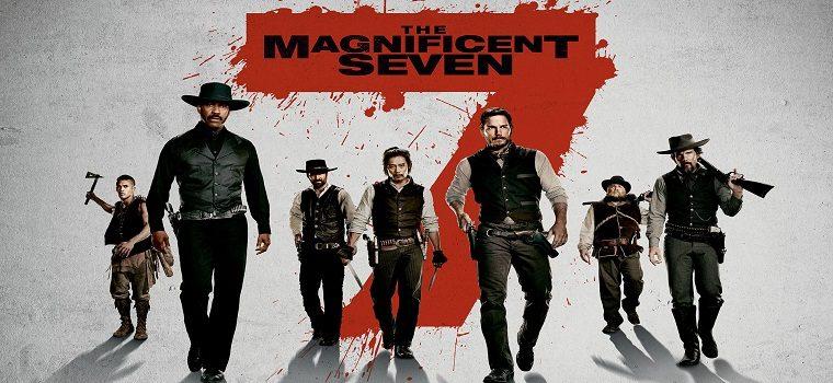 """پادکست بررسی سینمای وسترن با نگاهی به فیلم """"هفت دلاور"""" Magnificent Seven"""