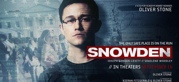 """پادکست نقد و بررسی فیلم """"اسنودن"""" Snowden"""