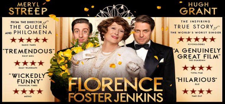 "پادکست فیلم ""فلورنس فاستر جنکینز"" Florence Foster Jenkins"