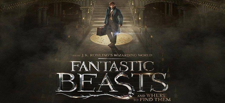 """پادکست نقد و بررسی فیلم """"جانوران شگفت انگیز و زیستگاه آنها"""" Fantastic Beasts and Where to Find Them"""