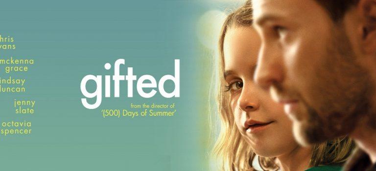 """پادکست نقد و بررسی فیلم """"با استعداد"""" Gifted"""
