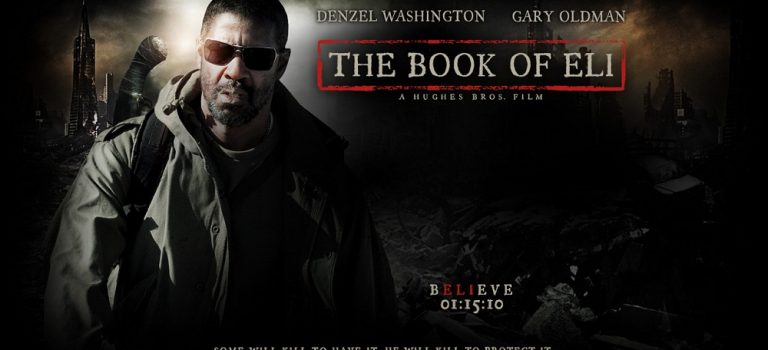 """پادکست نقد و بررسی فیلم """"کتاب الی"""" Book of Eli"""