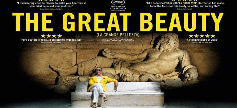 """پادکست نقد و بررسی فیلم """"زیبایی بزرگ"""" Great Beauty"""