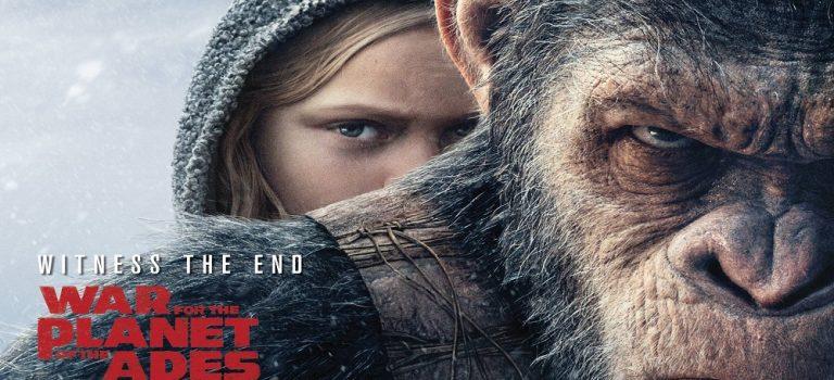 """پادکست نقد و بررسی فیلم """"جنگ برای سیاره میمون ها"""" War for the Planet of the Apes"""