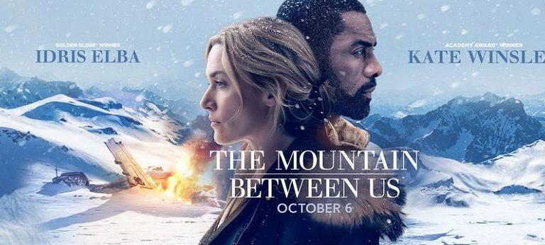 """پادکست نقد و بررسی فیلم """"کوهستان بین ما"""" Mountain Between Us"""