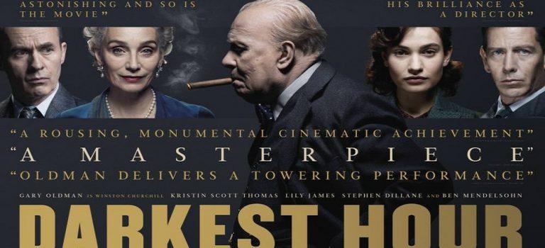 """پادکست نقد و بررسی فیلم """"تاریک ترین ساعات"""" Darkest Hours"""