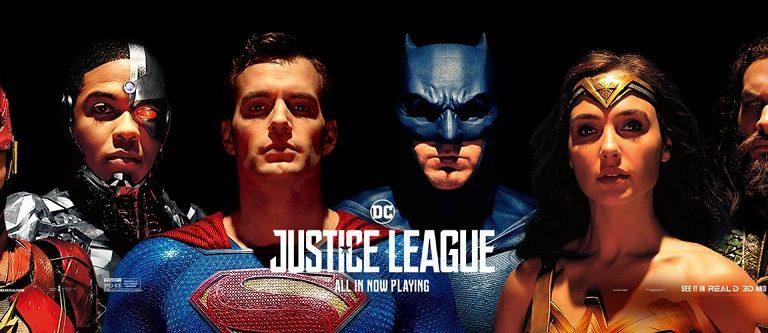 """پادکست نقد و بررسی فیلم """"لیگ عدالت"""" Justice League"""