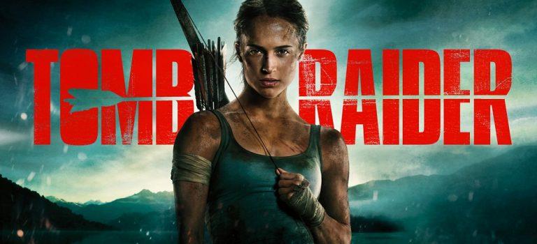 """پادکست نقد و بررسی فیلم """"تام رایدر"""" Tomb Raider"""