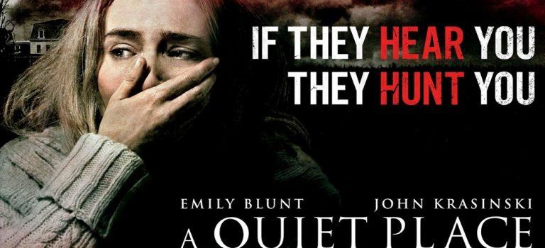"""پادکست نقد و بررسی فیلم """"یک مکان آرام"""" A Quiet Place"""