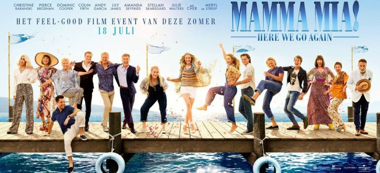 """پادکست نقد و بررسی فیلم """"ماما میا! دوباره اومدیم"""" Mamma Mia! Here We Go Again"""