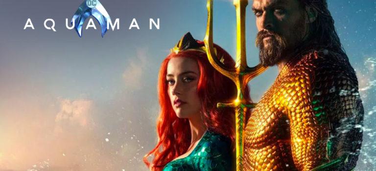 """پادکست نقد و بررسی فیلم """"آکوامن"""" Aquaman"""