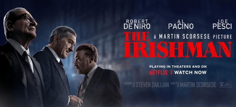 """پادکست نقد و بررسی فیلم """"مرد ایرلندی"""" Irishman"""