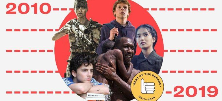ویژه برنامه بهترین ها و ناامیدکننده ترین فیلمهای دهه گذشته (۲۰۱۰-۲۰۲۰)