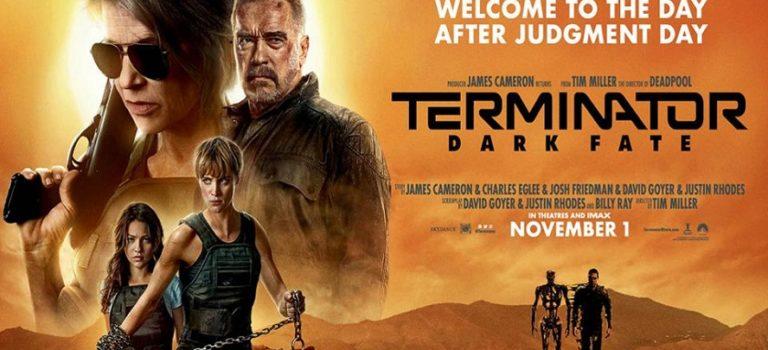 """پادکست نقد و بررسی فیلم """"ترمیناتور: سرنوشت تاریک"""" Terminator: Dark Fate"""