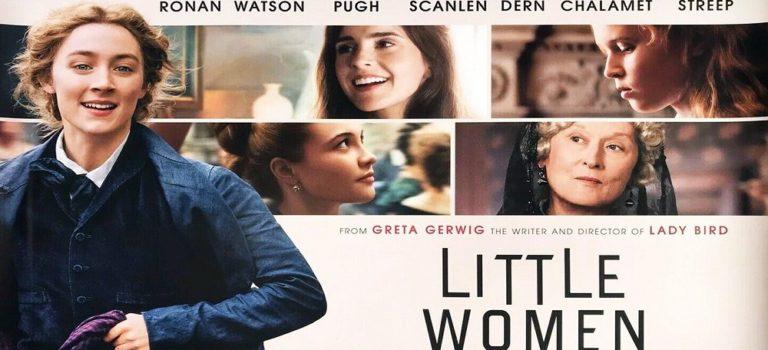 """پادکست نقد و بررسی فیلم """"زنان کوچک"""" Little Women"""