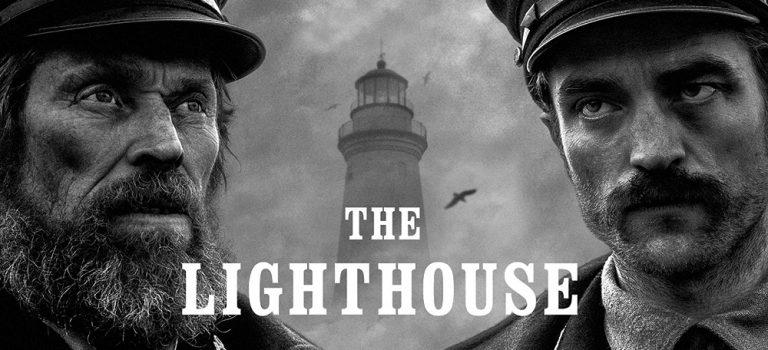 """پادکست نقد و بررسی فیلم """"فانوس دریایی"""" Lighthouse"""