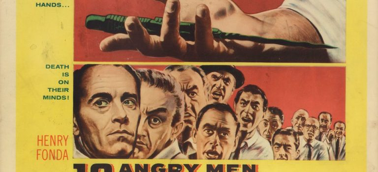 """پادکست نقد و بررسی فیلم """"دوازده مرد خشمگین"""" Twelve Angry Men"""