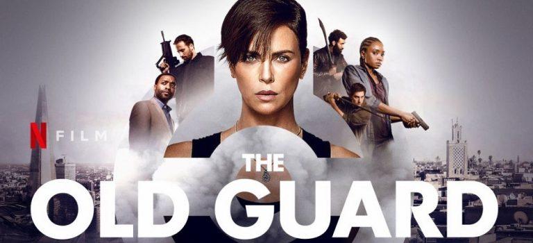 """پادکست نقد و بررسی فیلم """"نگهبانی از دیرباز"""" Old Guard"""
