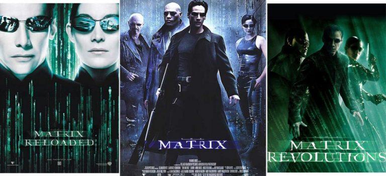 """ویژه برنامه ی بررسی سه گانه ی """"ماتریکس"""" Matrix Trilogy"""