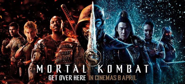 """پادکست نقد و بررسی فیلم """"مورتال کامبت"""" Mortal Kombat (2021)"""